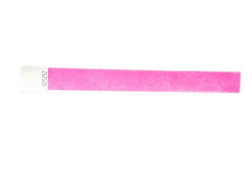 """UHF RFID bracelet """"Tyvek"""" red"""