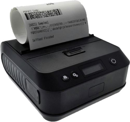 Mobilní tiskárna Cashino PTP-III - Bluetooth