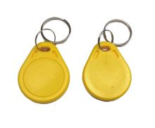 NFC Key Fob - yellow
