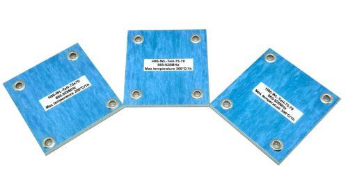 UHF RFID tag do 320°C