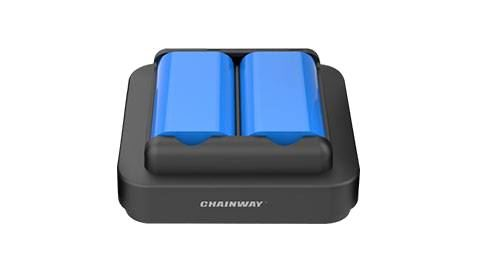 Chainway C66 pistol grip battery charging cradle (2pcs)