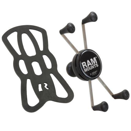 """RAM Mounts X-Grip Halter für ein großes Telefon mit 1"""" Kugelstift"""