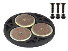 RAM Mounts magnetická základna pro kulový čep