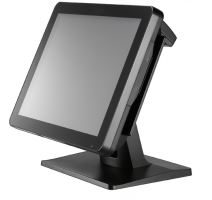 "Partner-tech SP-635 BZ, all-in-one 15"" touch terminal and PC"
