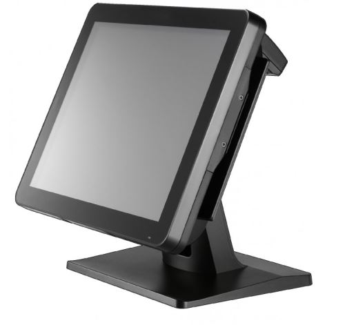 """Partner-tech SP-635 BZ, all-in-one 15"""" touch terminal and PC"""