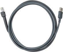 Náhradní kabel ke čtečkám Zebra, USB, 2.1m